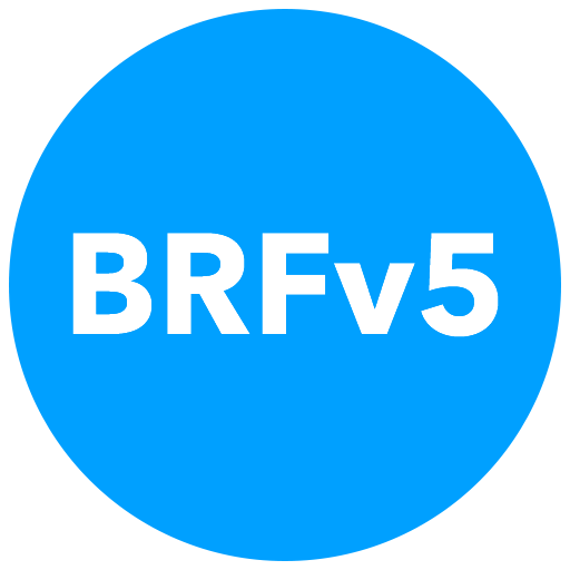 BRFv5 logo